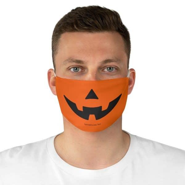 Jack 'O Lantern Face Mask